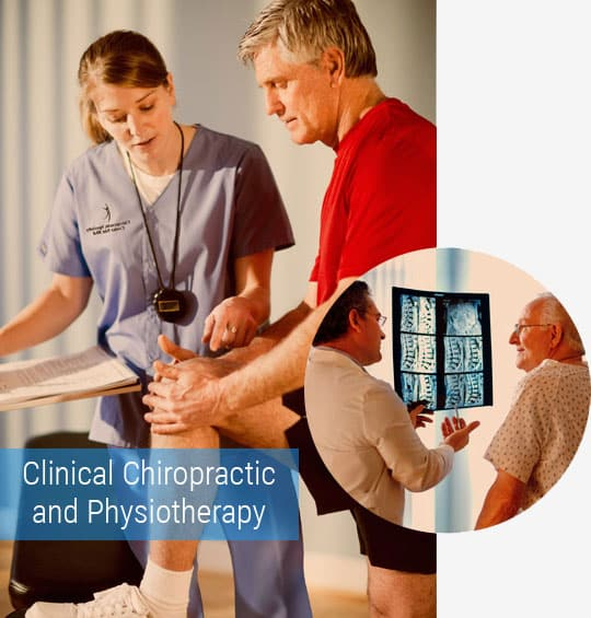 Chiropractic assessment of knee pain in Malaysia