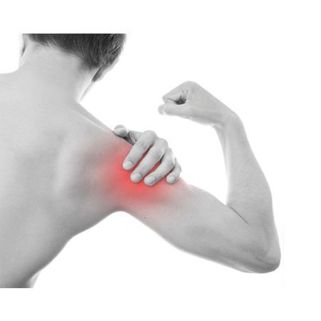 Shoulder pain with movement