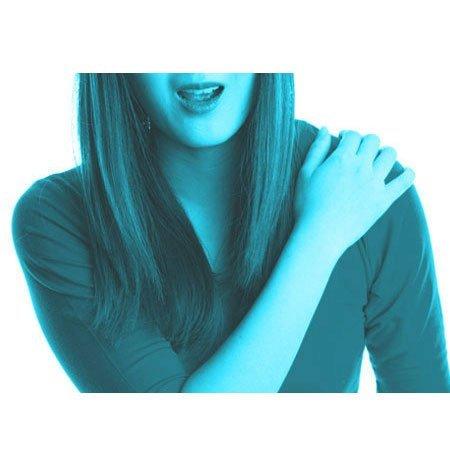 Shoulder pain at top of shoulder joint