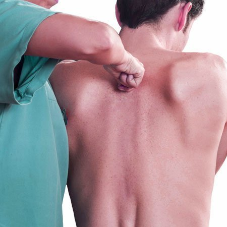 Slip-disc patient treated through chiropractic in Malaysia
