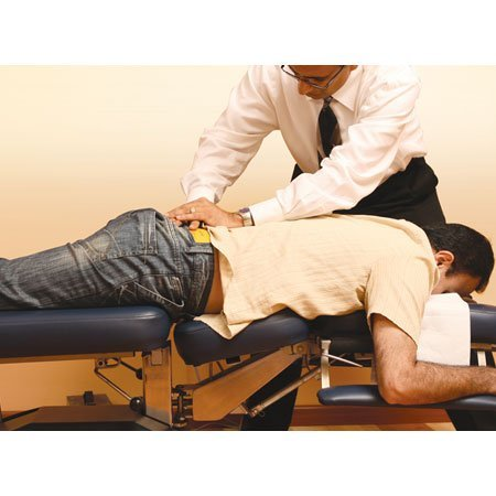 chiropractic treatment of slip disc with FD-3000™